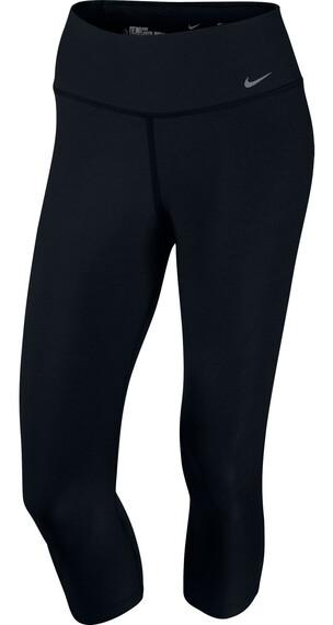 Nike Legend 2.0 Tight Poly - Pantalones Running Mujer - negro